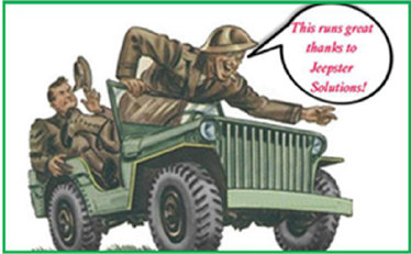 JEEPSTER SOLUTIONS CARTOON